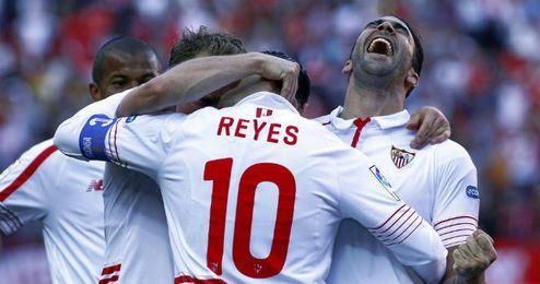 Reyes ha lucido el 10 esta pasada temporada.