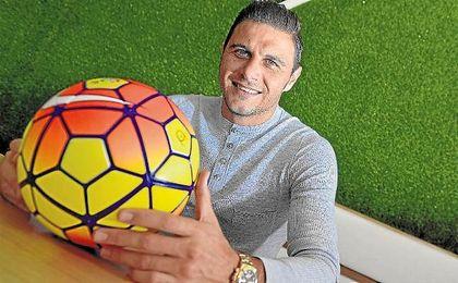 Joaquín apura sus vacaciones aprovechando las redes sociales para tomar contacto con sus seguidores.