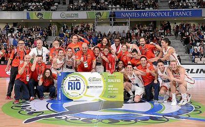 Pr�ximo objetivo: los Juegos Ol�mpicos de R�o de Janeiro 2016.