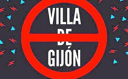 Los aficionados del Sporting crearon un cartel para boicotear el partido contra el Depor.
