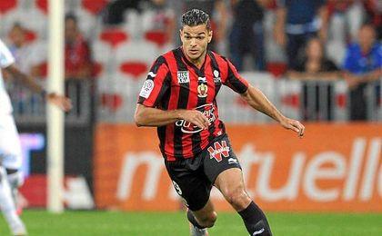 Hatem Ben Arfa, de 29 años, ha vuelto a resurgir en el Niza, donde ha firmado 18 goles y 6 asistencias.