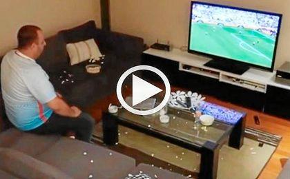 ¿Qué harías si cada vez que ataca tu equipo se apaga el televisor?
