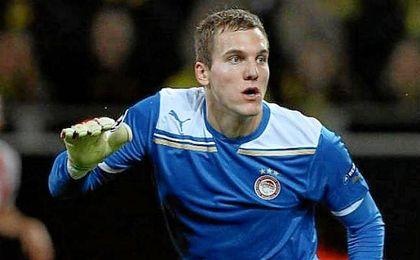 Balázs Megyeri abandona el club azulón.