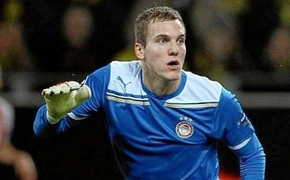 Bal�zs Megyeri abandona el club azul�n.