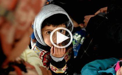 65,3 millones de refugiados habitan el mundo en 2016