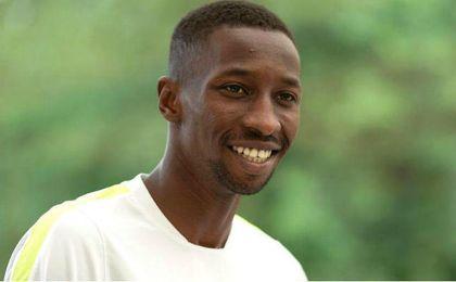 Musaeb Balla, atleta entrenado por Jama Aden.