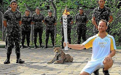 Imagen de Juma, el jaguar que ha sido abatido en Brasil.