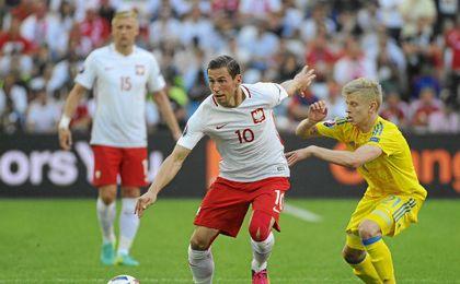 Krychowiak, con Polonia.