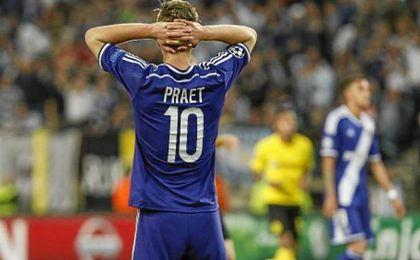 El belga Dennis Praet espera que Sevilla y Anderlecht lleguen a un acuerdo cuanto antes.
