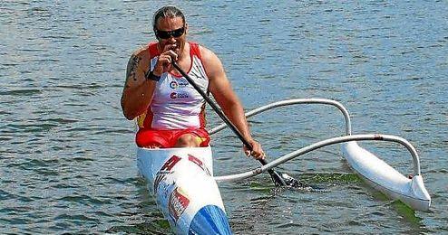 Reja ha finalizado séptimo en KL2, una disciplina que debuta en los Juegos de Río.