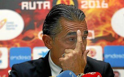 Sergio Scariolo tendrá que hacer 8 descartes de la lista de preconvocados.
