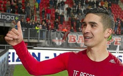 Felipe Gutiérrez, mediocentro chileno del Twente.