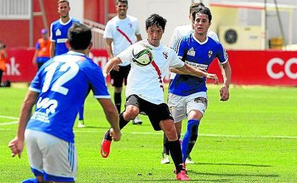 Borja Lasso ha realizado una destacada temporada y recibirá el premio de la renovación.