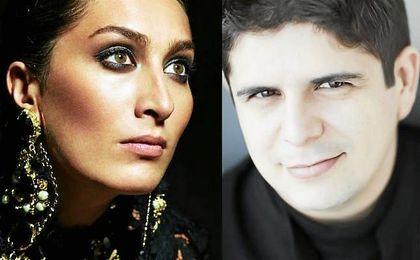 Estrella Morente y el pianista Javier Perianes clausuran la temporada del Teatro Maestranza
