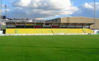 Estadio San Rafael, donde se medirán Betis y Balompédica Linense.