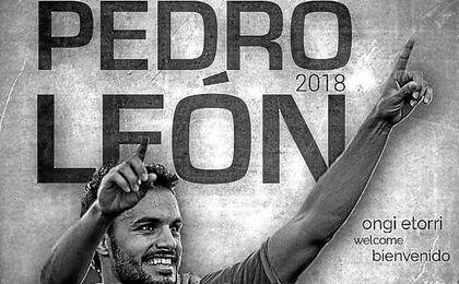 Pedro León seguirá en LaLiga