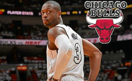 Wade vuelve al equipo de su infancia tras trece a�os y un anillo con los Heat.