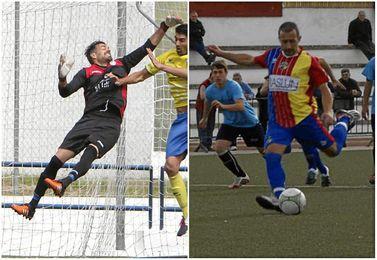 Ramón y Ávalo coincidieron en la cantera del Sevilla, cuando el meta estaba en el Sevilla C y el punta era juvenil.