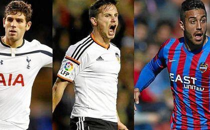 El Espanyol ya ha fichado a Reyes, Jurado y Baptistao.