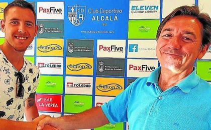 Juanma volver� a jugar en el Ciudad de Alcal�.