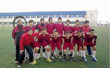 Ihsan Al Shuwaikh, uno de los futbolistas asesinados por ISIS.