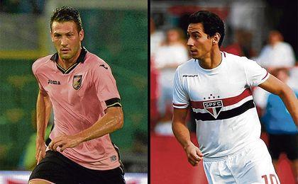 Franco Vázquez y Ganso deben ser los próximos en llegar.