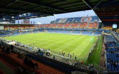 Stade de la Mosson, estadio del Montpellier HSC.