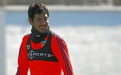 Dani Parejo le ha pedido al Valencia que le deje salir.