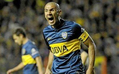 ´Cata´ Díaz acabó su etapa en Boca.