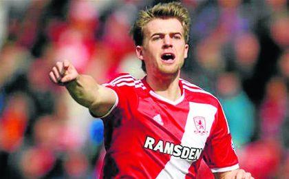 En la 14/15, el inglés metió 17 goles y repartió 5 asistencias en 38 duelos de Championship.