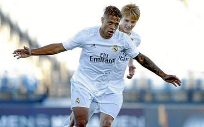 Mariano no tiene sitio en el Madrid de Zidane y saldrá en busca de minutos.
