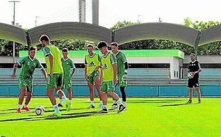 El derbi entre Sevilla C y Betis B, en la jornada 7