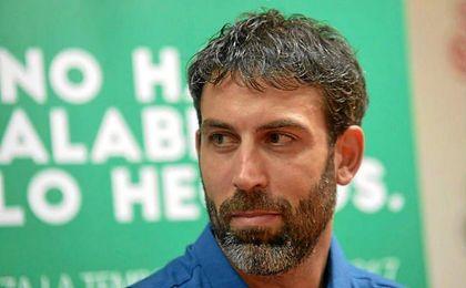 Berni Rodríguez, en su presentación como director deportivo, ha anunciado la llegada de Tabak.