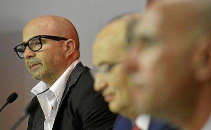 Sampaoli no haría ascos a entrenar a la selección de Argentina.