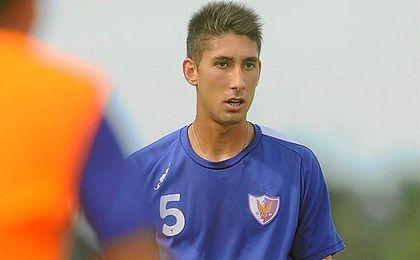 Andrés Schettino, centrocampista uruguayo de 22 años.