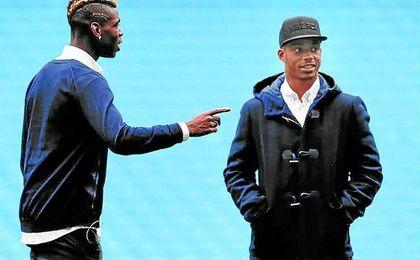 Paul Pogba saldrá de la Juventus y en Turín ven a Lemina como su sustituto ideal.