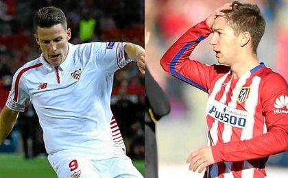 El Sevilla tiene una opción de compra por el argentino.