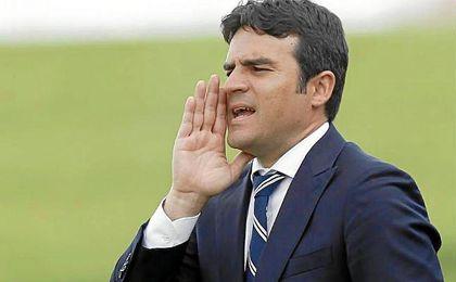"""Alberto Toril: """"Esperamos su salida porque repercutirá directamente sobre la plantilla, ya que nos posibilitará optar a mejores jugadores"""""""