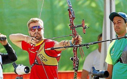 Holanda elimina a España en la competición masculina por equipos.