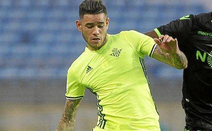 El ex de la Roma podr�a entrenar el martes con el resto del grupo.