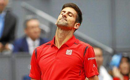 Novak Djokovic dice adi�s a R�o de Janeiro.