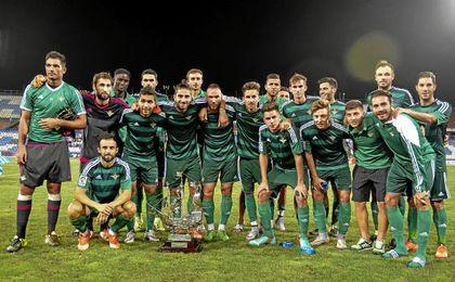 El Betis es el vigente campeón del trofeo.