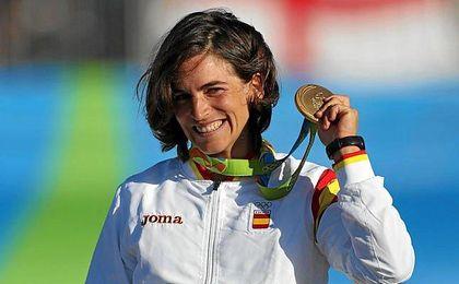 Chaurraut logró un nuevo oro en Río.