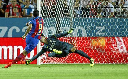 Esta parada a Suárez fue una de las más destacadas de Rico.