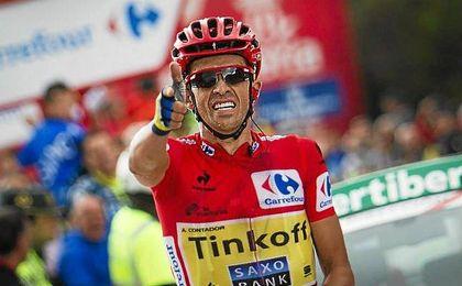 """""""Esto no será una revancha por lo sucedido en el Tour, la Vuelta es otra carrera que empieza de cero""""."""