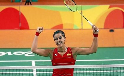 Carolina Marín jugará la final de bádminton en Río.