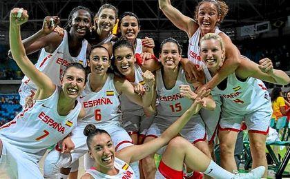 Decimotercera medalla para España en los Juegos Olímpicos de Río 2016.