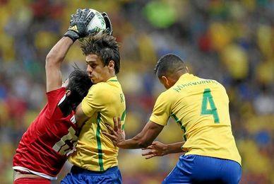 Rodrigo Caio ha sido básico en el oro de Brasil en los Juegos de Río.