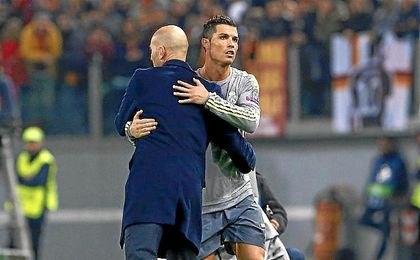 """""""El a�o pasado no hicimos un buen arranque de temporada, pero todo cambi� con la llegada de Zidane""""."""