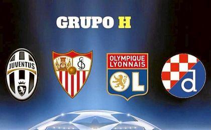 El an�lisis de los rivales del Sevilla en Champions